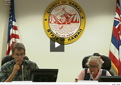 VIDEO: Hawaii County Redistricting Commission Update